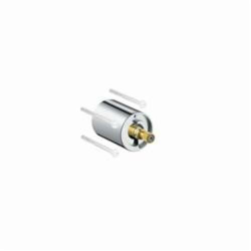 AXOR 12790000 Starck Organic Extension Set, For Use With 5x5 in Thermostatic Trim, Metal, Chrome Plated, Import