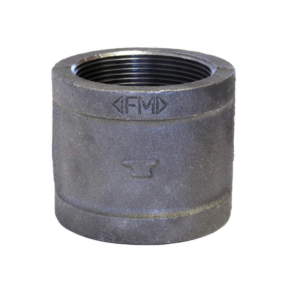 0311079602 Coupling, Steel, 1/8 in, Galvanized, Domestic