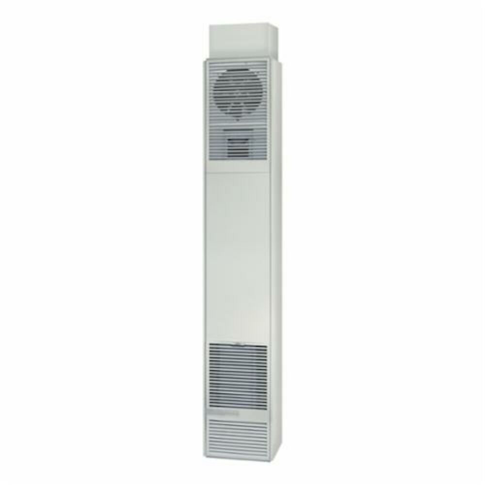 CozY 96801626 Top-Vent Counterflow Wall Furnace, 55000 BTU/hr Input, 42000 BTU/hr Output, 24VDC, 440 cfm, Domestic