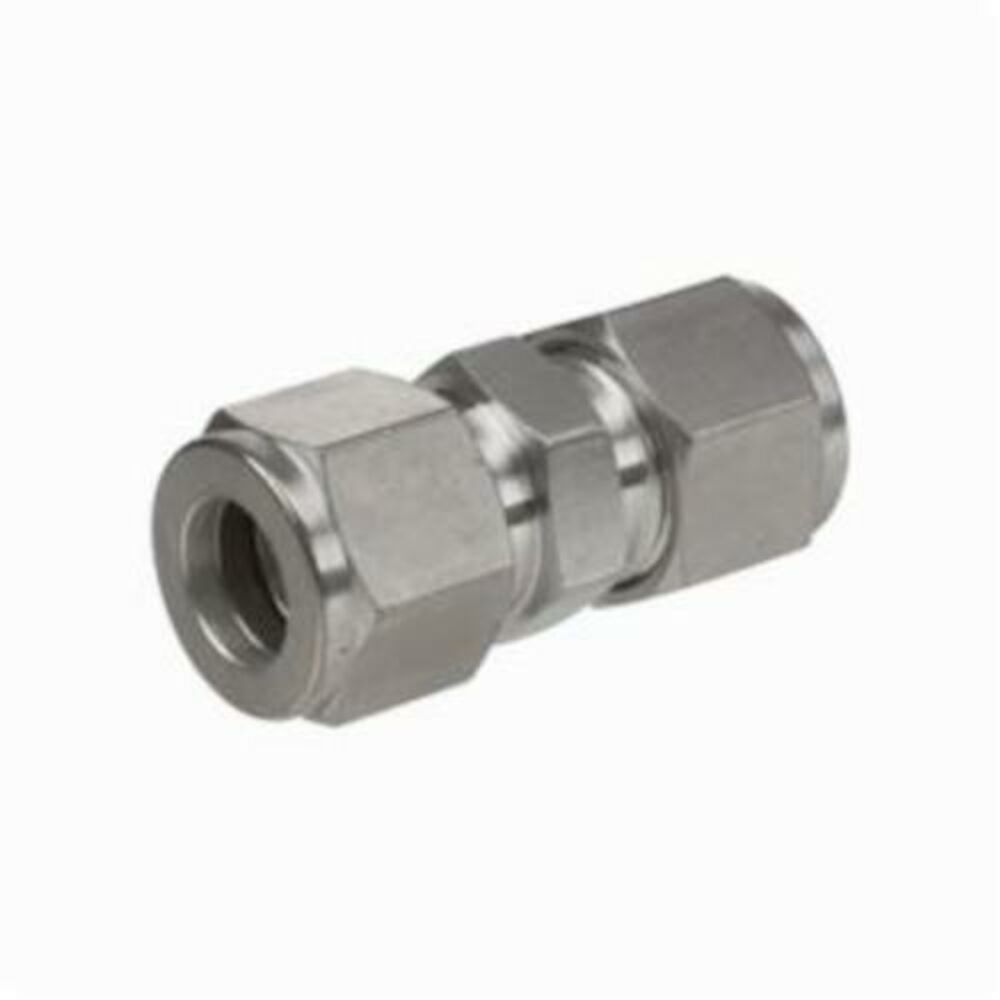 Smith-Cooper® ASU Straight Instrumentation Union, NPT, 316 Stainless STeel