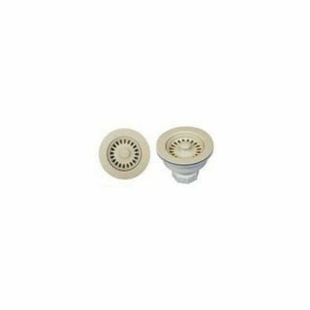Blanco 441321 Decorative Basket Waste Strainer, Stainless Steel, Biscotti
