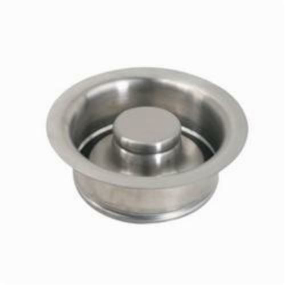 BrassCraft® BC7131 BZ Garbage Disposal Flange and Stopper Kit, Brass, Oil Rubbed Bronze, Domestic
