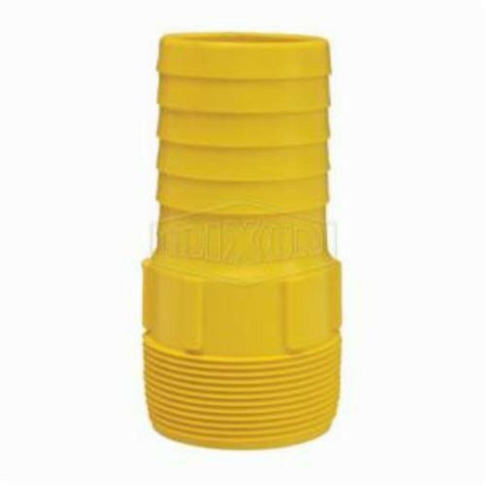Dixon® THN20 Tuff-Lite™ King™ Combination Nipple, 1-1/2 in, MNPTxHose Shank, Nylon, Domestic