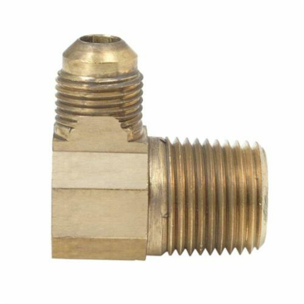 BrassCraft® 149 Series Flare Male Elbow, OD Tube x MNPT, Brass