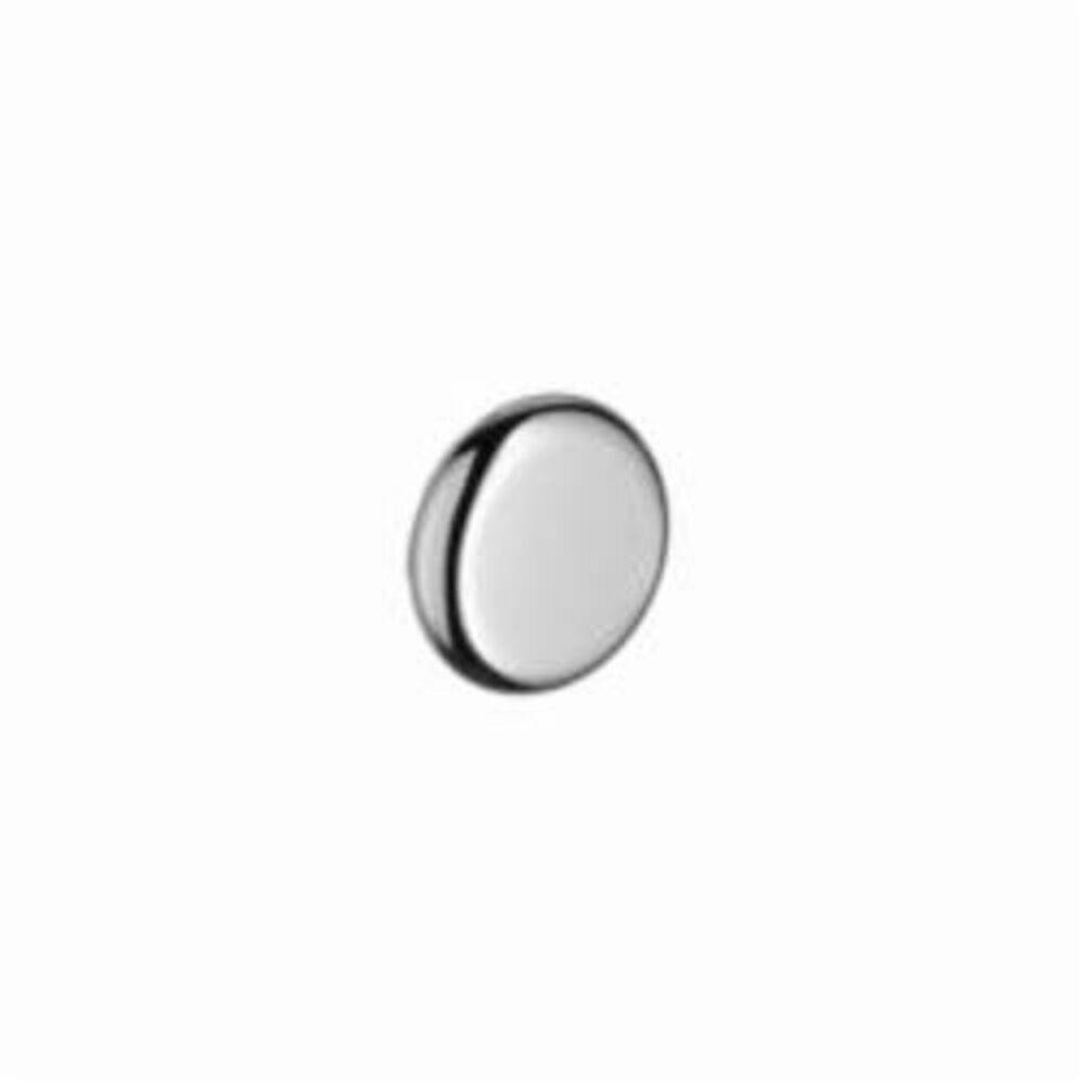 AXOR 16911000 Montreux Faucet Color Cap Set, Porcelain, Chrome Plated, Import