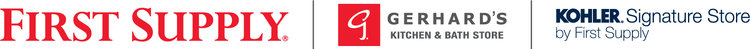 First Supply | Gerhard's | Kohler Signature Store